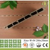 Sino-W-04 WPC decking for wall panel