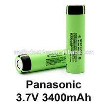 1PCS NCR18650B 3400mAh 3.7V Rechargeable Li-ion Battery from A&D Vapor company
