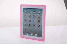 2014 new candy color silicon good looking protective case for ipad mini