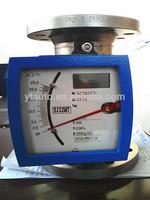 rainwater metal tube rotameter /Metal tube variable area float flow meter with low price