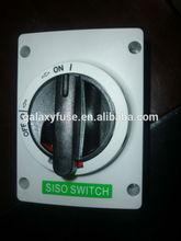 1000V DC Solar isolator switch(TUV/SAA)