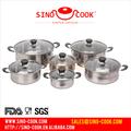 6 pcno- palo aparatosdecocina& nuevos de acero inoxidable utensilios de cocina