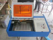 stamp engraving laser machine high precision
