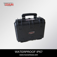 No.382718 waterproof IP67 medical case plastic case for emergency fishing tackle case