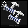 fashion fancy cheap custom wholesale sterling silver cufflinks 3D design