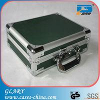 Professional durable aluminum pistol case