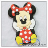 For Disney 3D Mickey Minnie Mouse Animal Silicone Phone Case for iPhone 4 5/5s