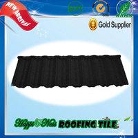 glazed metal roof tile Nigeria Hot Sale Villa corrugated galvanised iron sheet roof tiles