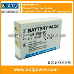 1800mAh NP-95 battery for fujifilm finepix F30 X100 camera