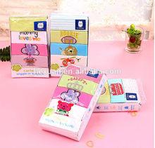 5 PCS vast rompers set, summer newborn baby gift set,newborn baby clothing set