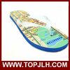 Custom wedding flip flop sandal