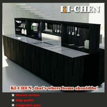 av cabinet modular custommized kitchen cabinet modern kitchen cabinet from DEMI