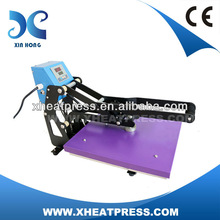 Digital Semi-automatic High Pressure Dye Sublimation Printng Machine Hot Foil Stamping Printer Printing Flatbed Printer