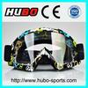 mix colour frame colorful PC lens motocross racing wear