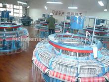 annulus fabric weaving machine fire hose weaving equipment