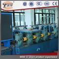alibaba expresar maquinaria de hierro astm a269 tubo de la máquina de soldadura