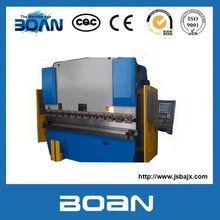 Usado chapa de aço máquina de dobra para venda prensa