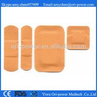 CE FDA high quality elastic custom latex free sterile waterproof adhesive plasters