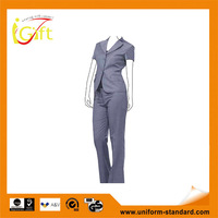 New design cheap fashion velvet suits for women