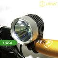 fábrica profissional direta 1000 lumen diodo emissor de luz de bicicleta bmx