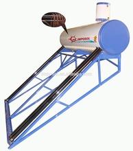 200l China integrated solar water heater calentador solar de agua precio