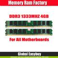 Comprar computadores de mesa na china, com ce rohs fcc memória ram ddr3 4gb