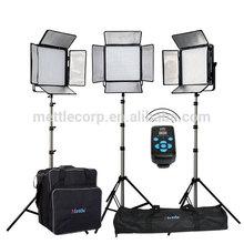 LED 3 Light Kit