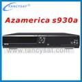Nagra 3 AZAMERICA S930A HD con doble sintonizador decodificador