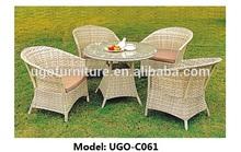 Top Bottom Rattan Chairs Stock Cheap Sale in UGO Warehouse Furniture