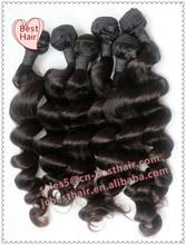 Unprocessed wholesale virgin brazilian hair bundles,brazilian virgin hair
