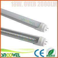 Transparent Stripe Milky T8 LED Tubes