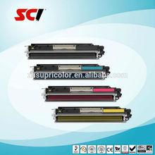 compatible toner cartridge ce310 suitable for the printer HP CP1025 Pro 100 M175nw LBP7010C 7018C CRG329