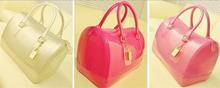 New Design Women Handbags Wholesale Jelly Handbags