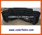 7 Seats Reclining Leather Corner Sofa/Corner Sofa Bed/Corner Sofa Furniture LS64330