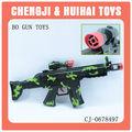 laser de som de plástico sniper rifle arma de brinquedo elétrico para as crianças
