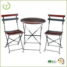 3pc bistro set cheap folding tables and chairs