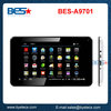 High quality New arrival Boxchip A20 dual core tablet pc case with keyboard and touchpad