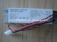 20W led downlight/bulbs emergency power pack