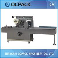 BTB-300B transparent film sealing machinery for wafer biscuit Manufacturer China