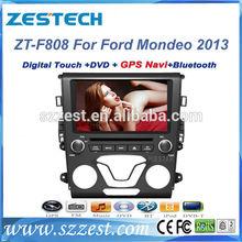 "ZESTECH gps dvd player radio 8"" car gps navigation for Ford Mondeo 2013 car gps navigation with dvd"