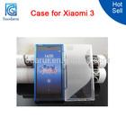 S Line TPU Phone Case For Xiaomi 3 Mi3 Mix color