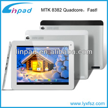 Android 4.2 Jelly Bean 9.7inch IPS 1024*768 Quadcore 3G Calling Tablet PC/MID