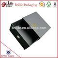 Personalizar lujo elegante caja de la correa para el regalo en China