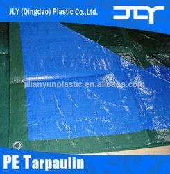 UV treated waterproof blue plastic sheet,cover car,cover sheet