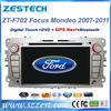 "ZESTECH Dvd Gps player Tv Ipod 7"" car dvd navigation for Ford Mondeo car dvd navigation with gps 2007-2011"