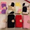Luxury Warm Fur Wallet Case for Samsung Note 3 S 4 S3 S5 Fur Cases