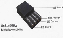 steel core rubber conveyor belt
