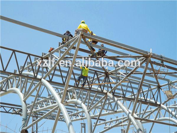 Promotional Light Steel Roof Truss Buy Light Steel Roof