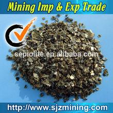 bulk vermiculite ore