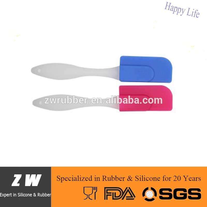 Short Handled Spatula zw Short Handle Silicone